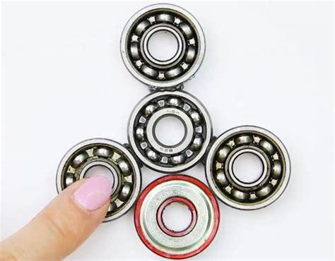Spinner Dengan Bearing Di Ketiga Sisinya 33 cara membuat fidget spinner sendiri sederhana dan