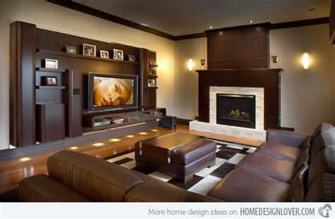 tv room decor 15 modern day living room tv ideas home design lover