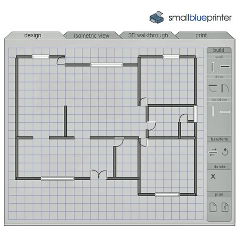 house plan creator smallblueprinter house plan creator