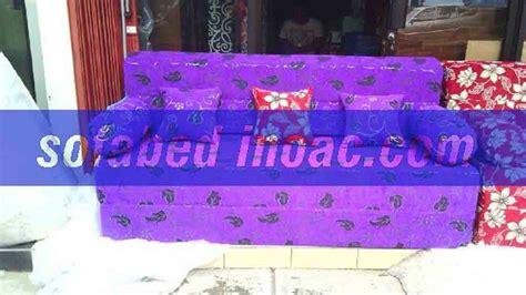 Sofa Bed Karakter Bunga spesialis sofabed inoac