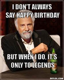Meme Birthday - incredible happy birthday memes for you top collections