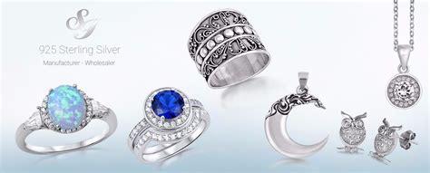 Cincin Perak 925 Sterling Silver Ring Semi Precious Qsrgb001 bali silver jewelry manufacturers thin