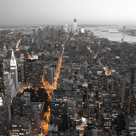 wallpaper 4k city new york city overview 4k wallpaper image and save image