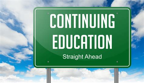 How Many Ceu S For An Mba by Continuing Education