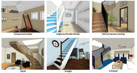room sketcher add and customize stairs pc mac roomsketcher help center
