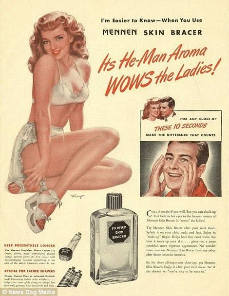 Vintage Appeal From Vintage A Peel by Sexist Adverts For Who Want Hoovers