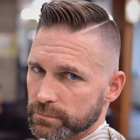 hard part comb over 25 fresh haircuts for men men s haircuts hairstyles 2017