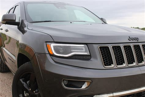 2016 jeep grand cherokee off road 2016 jeep grand cherokee overland ecodiesel review by