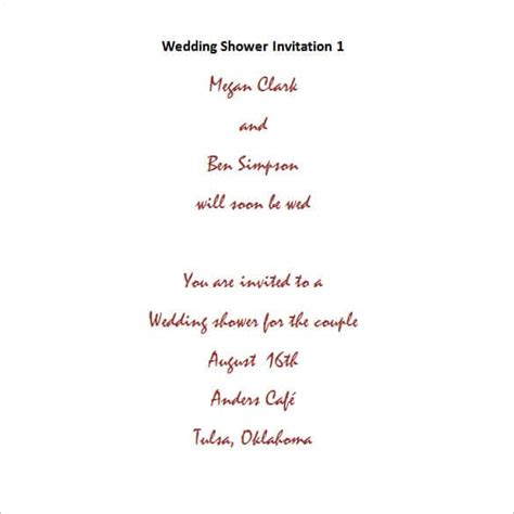 office bridal shower invitation wording wedding invitation letter for office colleagues matik for