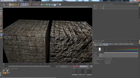 mapping cinema 4d cinema 4d tutorial realistisches rendering normal maps