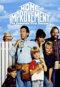 home improvement season 1 show episodes