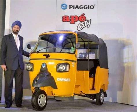 Piaggio Auto by Piaggio Ape Diesel Engine Motorrad Bild Idee