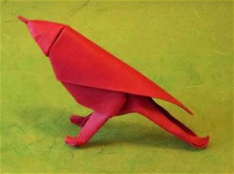 Origami Sparrow - origami birds page 3 of 4 gilad s origami page