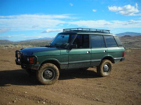 land rover 1992 1992 land rover range rover information and photos