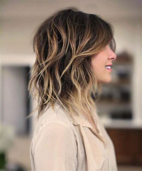 cute layered haircuts for normal womwn 21 cute shoulder length layered haircuts for 2017 2018