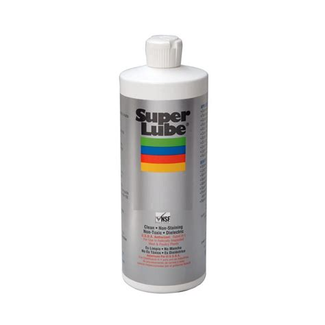 bathroom lube super lube 1 qt bottle air tool lubricant 12 pieces