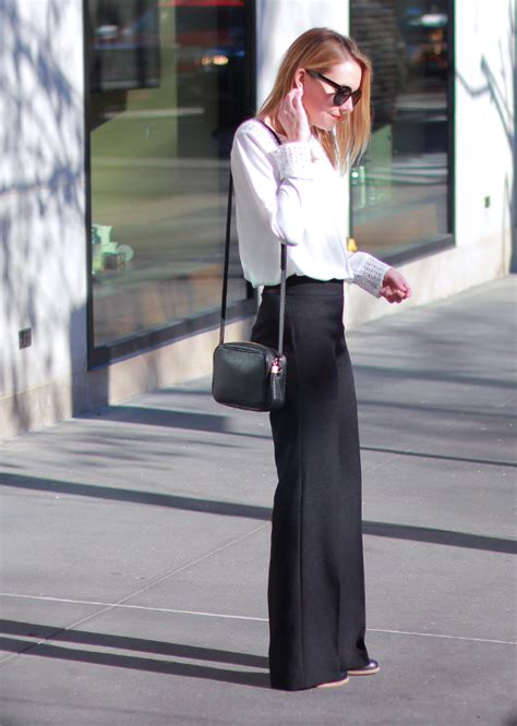 Dressing Up Wide Leg Make Them Your Fashion Forward Denim Choice by Office Style Wide Leg Trousers The Maiden