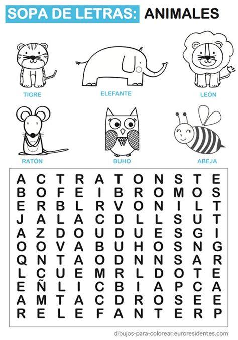 imprimir dibujos con la letra f best 25 animales para imprimir ideas on pinterest