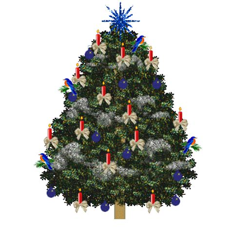 animated moving christmas tree images