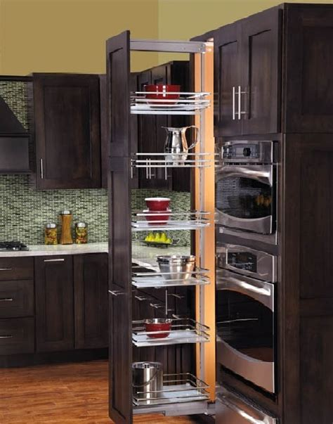 kitchen cabinet slide outs rev a shelf kitchen and bathroom organization kitchen