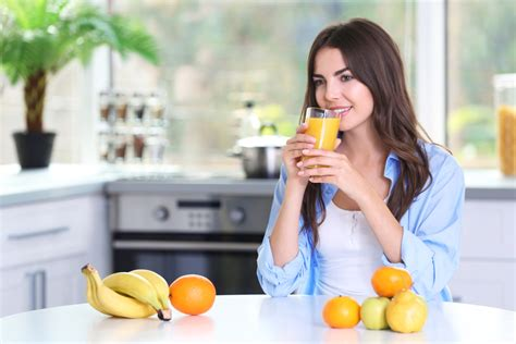 Can You Drink Orange Juice While Detoxing by Enjoy A Glass Of Orange Juice For Your Skin And Overall