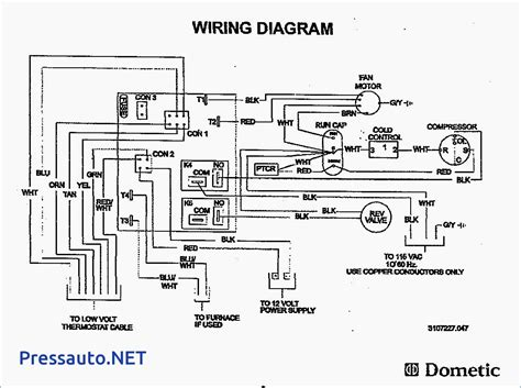 dometic lcd thermostat wiring diagram norcold refrigerator