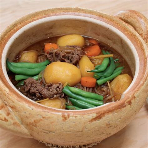 japanese beef potato stew toiro