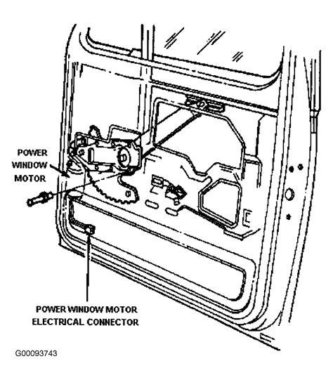 1992 f150 power window wire harness 35 wiring diagram
