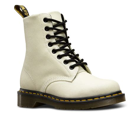 Boots Gliter White 1460 Pascal Glitter S Boots Official Dr Martens