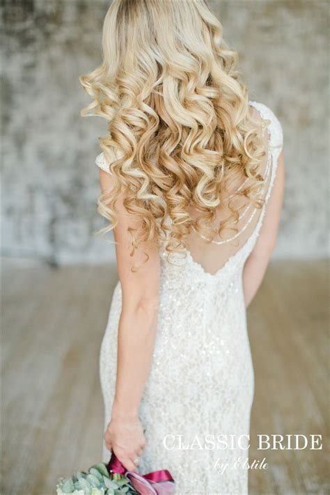 loose wedding curls long hair wedding wedding hair ideas trubridal wedding blog bridal hairstyles archives
