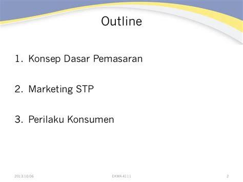 Konsep Dasar Riset Pemasaran Dan Perilaku Konsumen ekma4111 modul 6