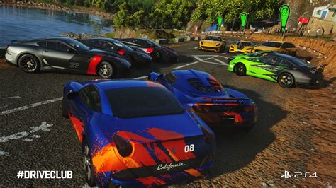 driveclub ps4 wait for ps4 exclusive driveclub s floodgates to open by
