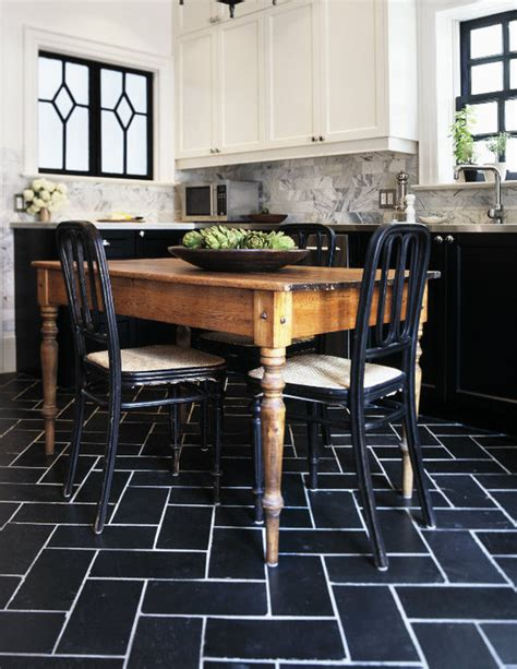 marble kitchen floor black marble kitchen floor tiles design ideas