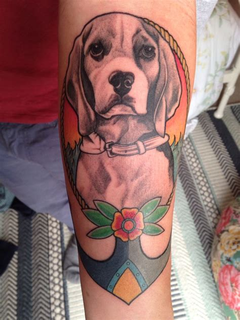 beagle tattoo 25 best ideas about beagle on pet