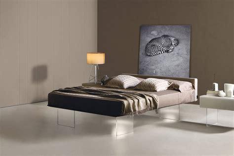 letto air  letto moderno ed elegante lago design