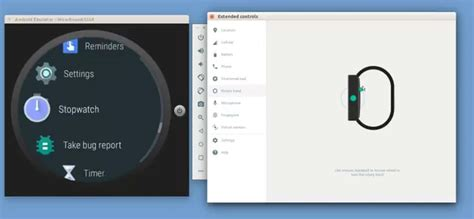 android studio button android studio canary gets wear side button simulator androidheadlines