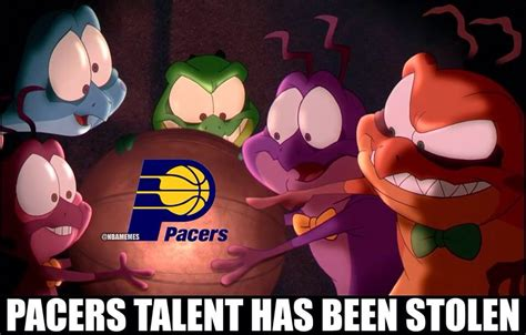 Pacers Meme - memes of the week drake twolves lakers who stole the