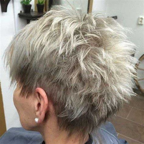 mature hairstyles back view short hairstyles for older ladies back view female hairstyle