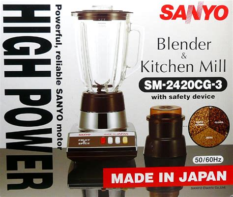 Blender Sanyo