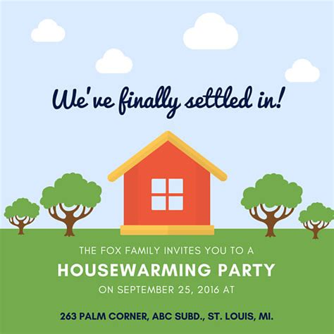 House Warming Images
