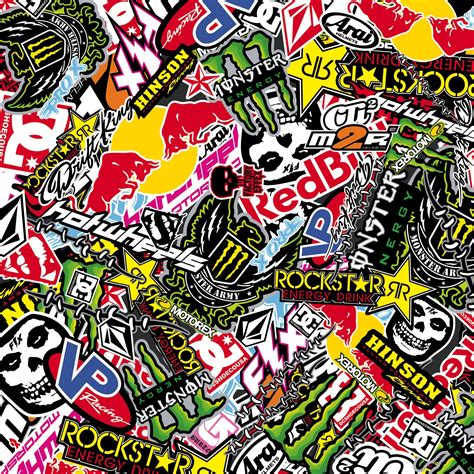 Folie Na Auto Sticker Bomb by Stickerbomb F 243 Lie Graffiti Design 2 Rozměr 60 X 200cm
