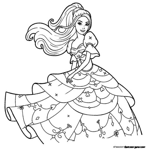 coloring pages of barbie barbie coloring pages free coloring pages