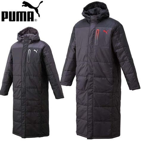 long bench coat osharemarket rakuten global market puma puma nakawa to