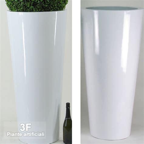 vaso bianco vaso cupido laccato lucido bianco cm 216 35 x h 75 3f