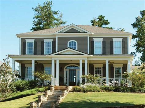 Federal Style Home Plans Eplans Adam Federal House Plan Classic Georgian 3411 Square And 4 Bedrooms From