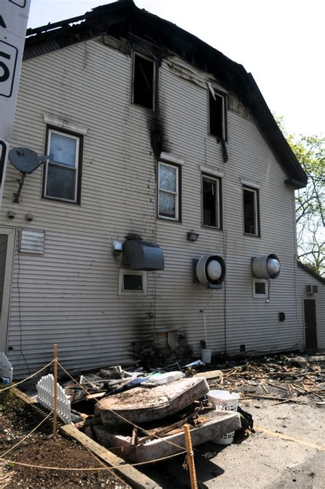 gorham house of pizza gorham house of pizza blaze accidental but shakes community reeling from string of