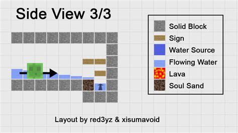 slime chunk tutorial automatic slime farm minecraft tutorial