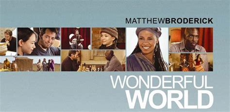 download divx wonderful world movie matthew broderick stars in the bittersweet comedy