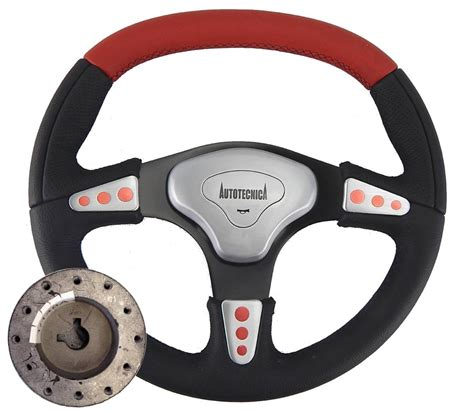 boat steering wheel boss kit leather boat sports steering wheel with 3 4 morse keyway