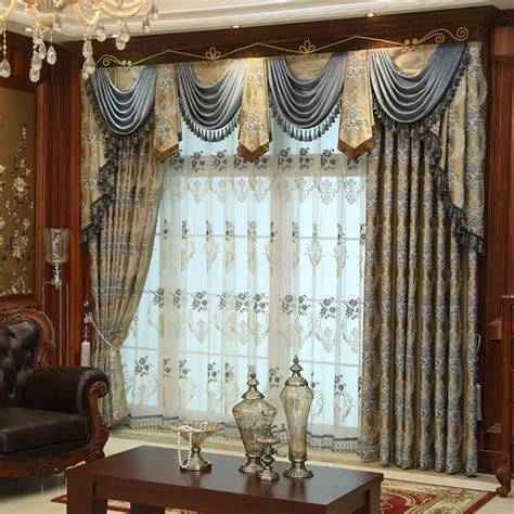 Luxurious Drapes Affordable Custom Luxury Window Curtains Drapes Valances